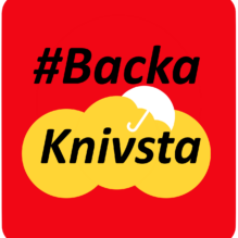 Logga BackaKnivsta